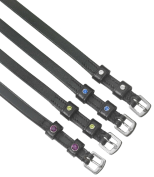 Ovation Spur Straps with Swarovski Studs