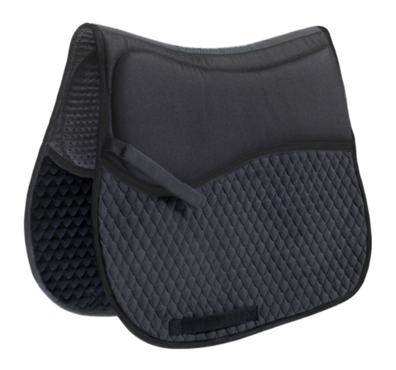 Ovation Acugel Dressage Square Pad