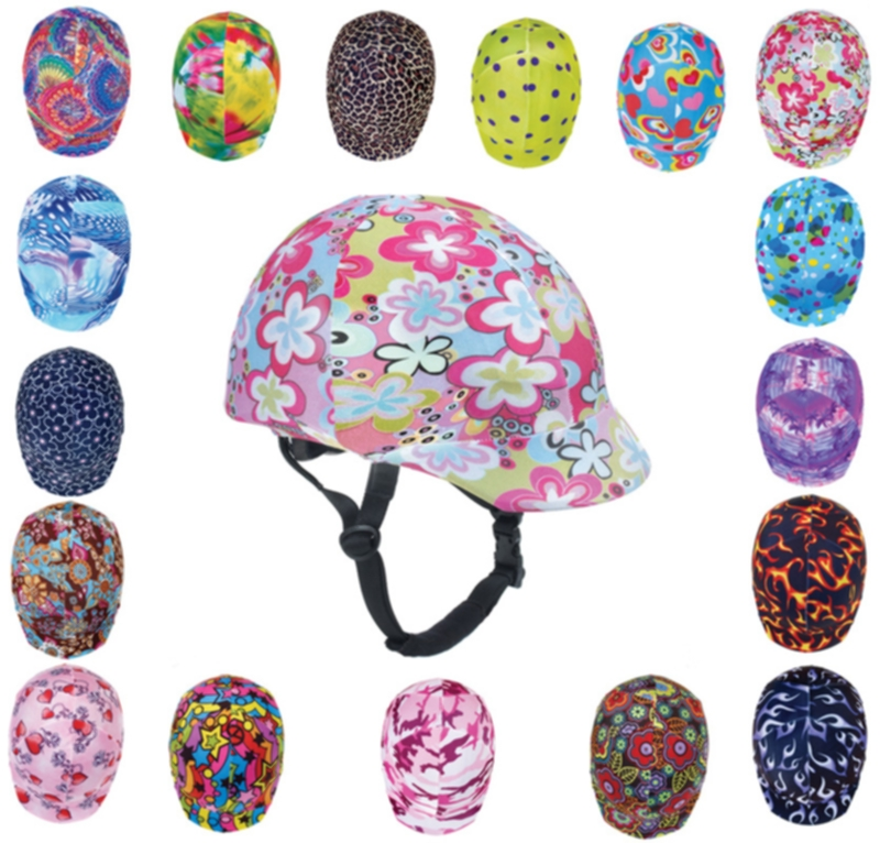 Zocks Print Helmet Cover by Ovation