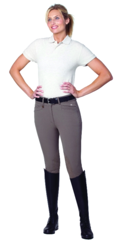 Ovation Celebrity SLIM SECRET Knee Patch DX Breech