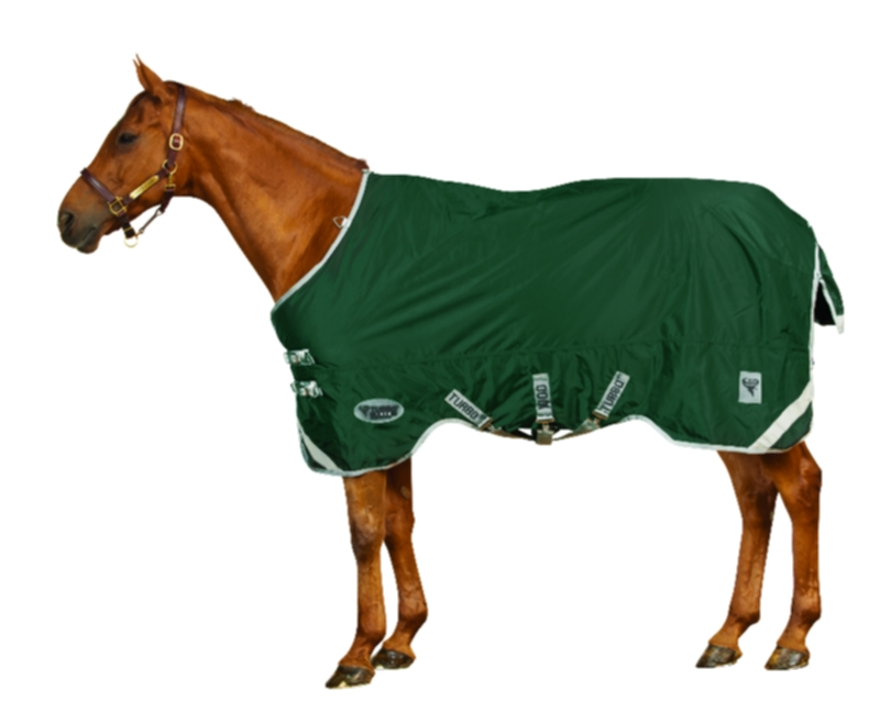 Centaur Turbo 1000D Supreme Waterproof / Breathable Mediumweight Turnout Blanket