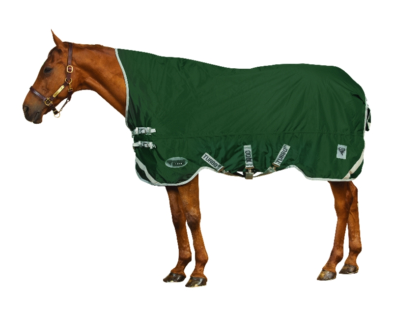 Centaur Turbo 1000D Supreme Midneck Waterproof / Breathable Mediumweight Turnout Blanket