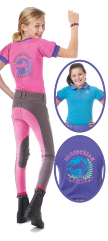 Ovation Girls EQ Style Polo