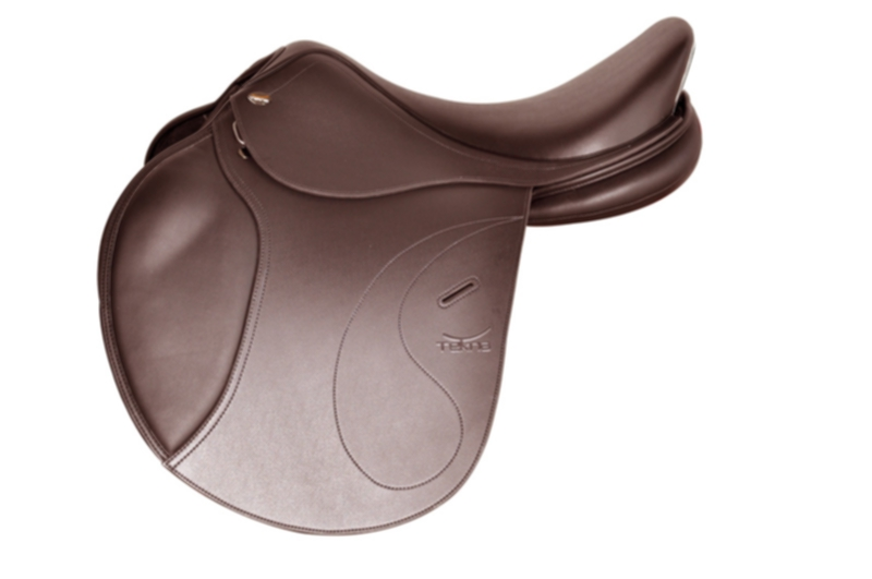 Tekna S Line Jumping Saddle