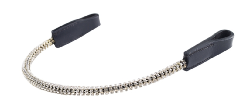 Ovation Crystal Rope Browband