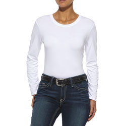Ariat Womens T-ssential Long Sleeve Top