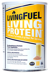Living Fuel Living Protein