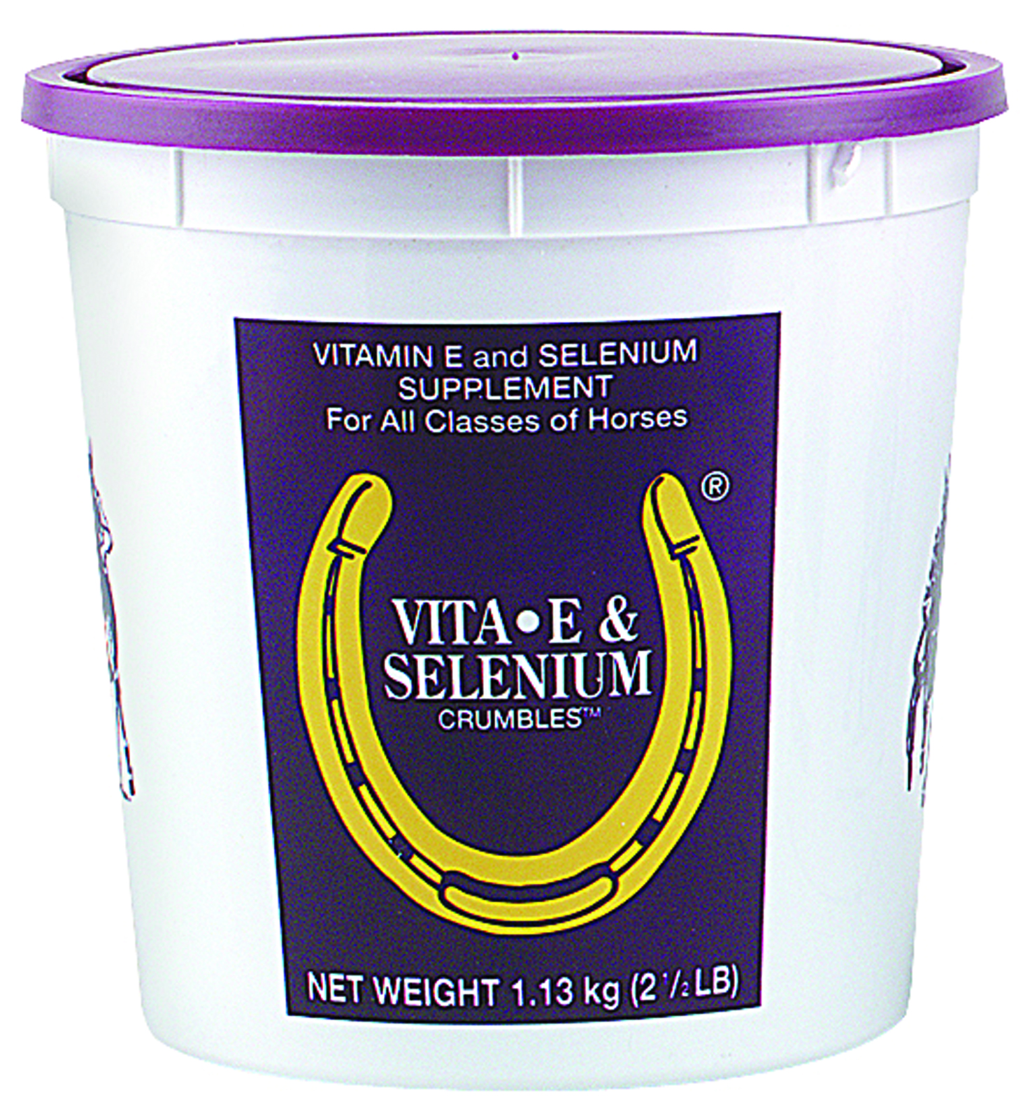 Horse Health Vita E & Selenium Crumbles