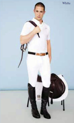 Pessoa Mens Pro Fit Polo Shirt