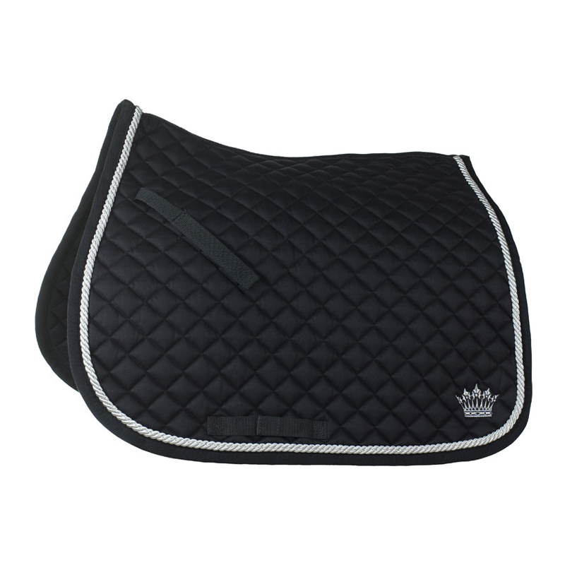 HorZe Silver Cord Saddlepad Allround