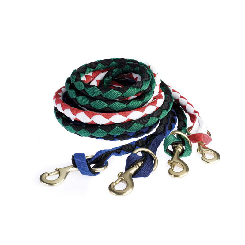 HorZe Lead Shank Braided Nylon