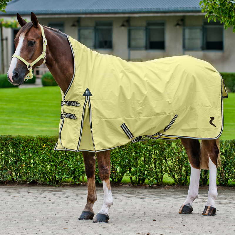 HorZe Avalanche Rain Rug Fleece