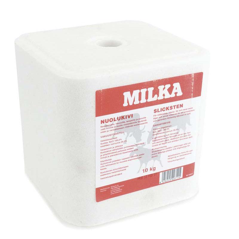HorZe Milka Salt Block 10Kg