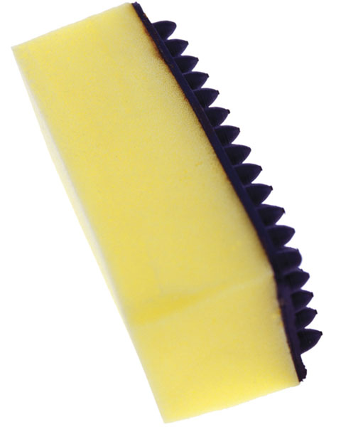 HorZe Washing Sponge With Massage Brush