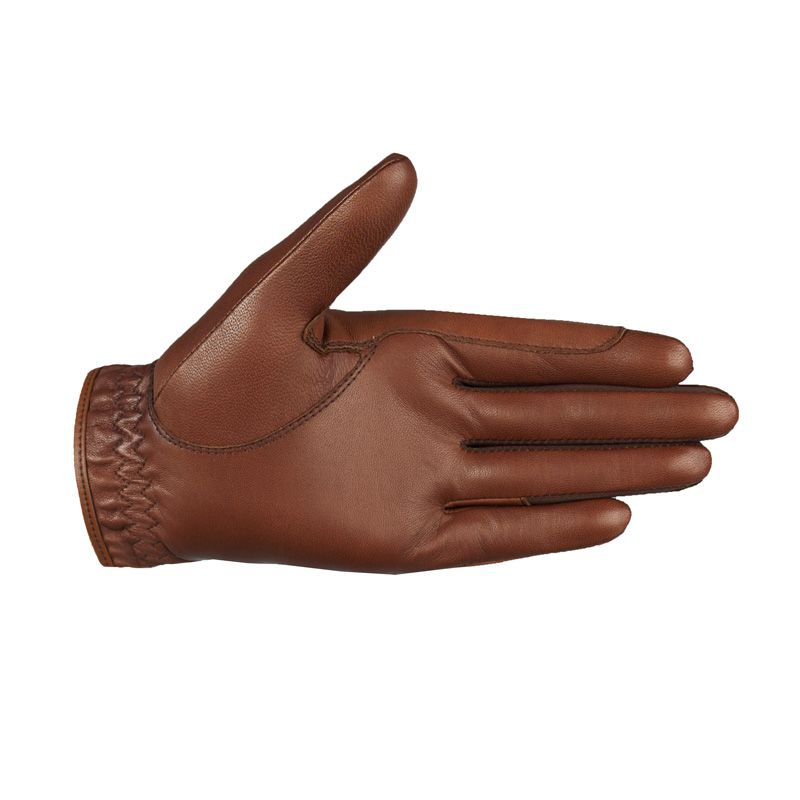 HorZe Luxury Leather Glove With Lycra