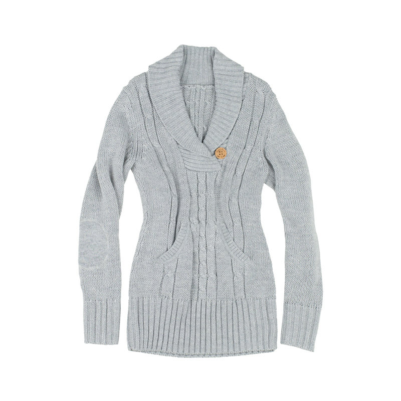 HorZe Anna Cable Knit Pullover Ladies