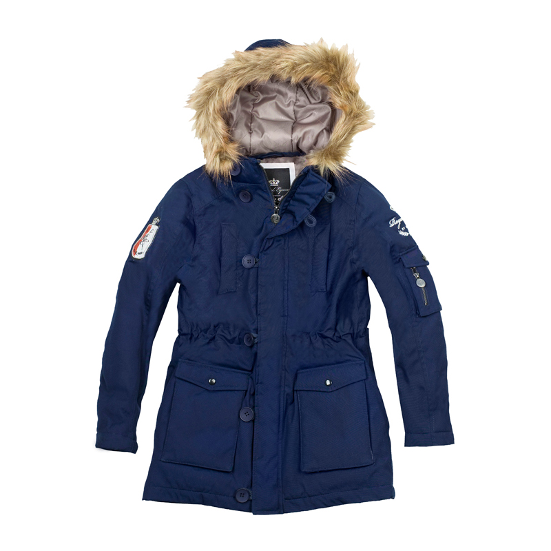 HorZe Max Parka Jacket Jr