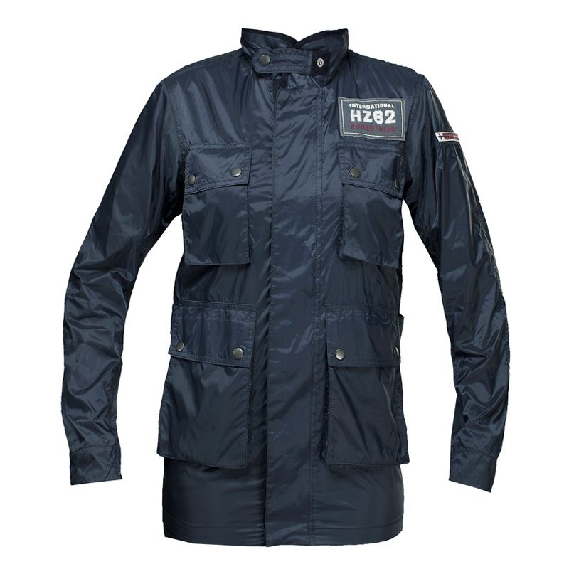 HorZe Lucas Unisex Jacket With Chect Pockets