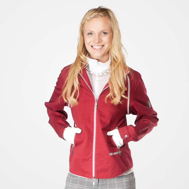 HorZe Eeva Ladies Short Jacket With Zip-Off Sl