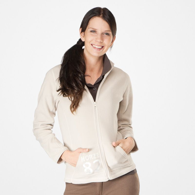 HorZe Katelyn Ladies Thin Fleece Jacket