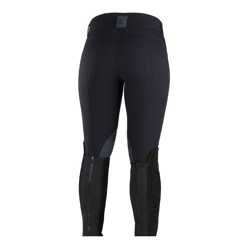 HorZe Breeches With Contrast Patches