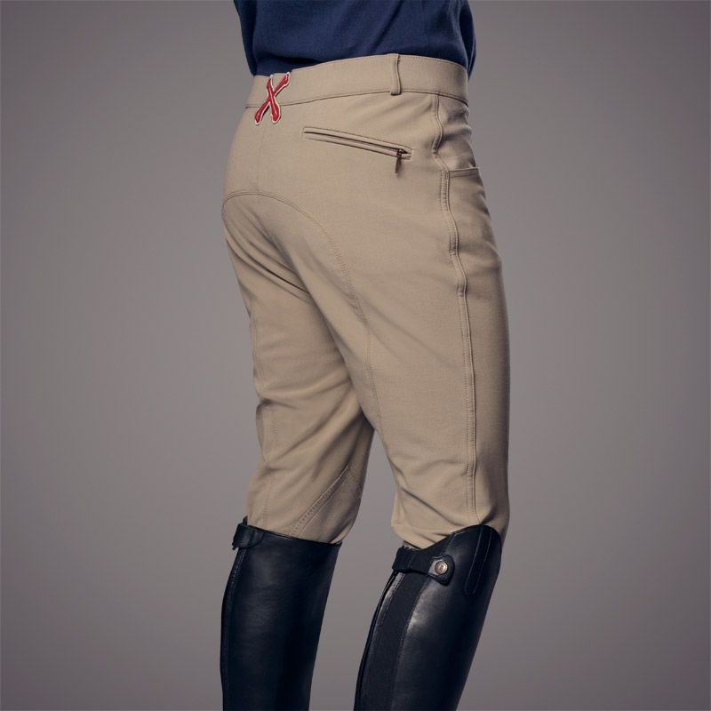 OPEN BOX: HorZe Carl Mens Breeches Fullseat