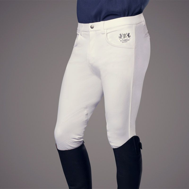 HorZe David Men'S Breeches Fullseat