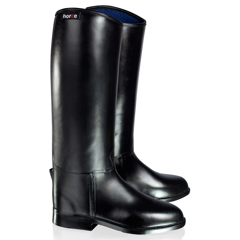 HorZe Rubber Riding Boots Junior
