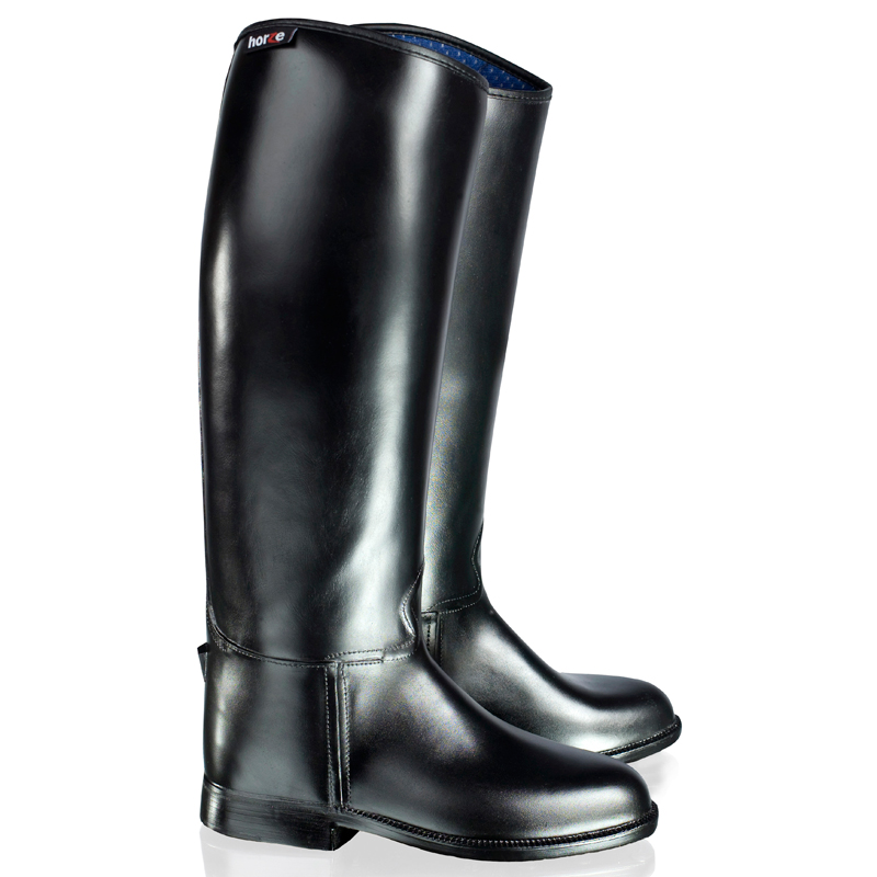 HorZe Rubber Riding Boots Ladies