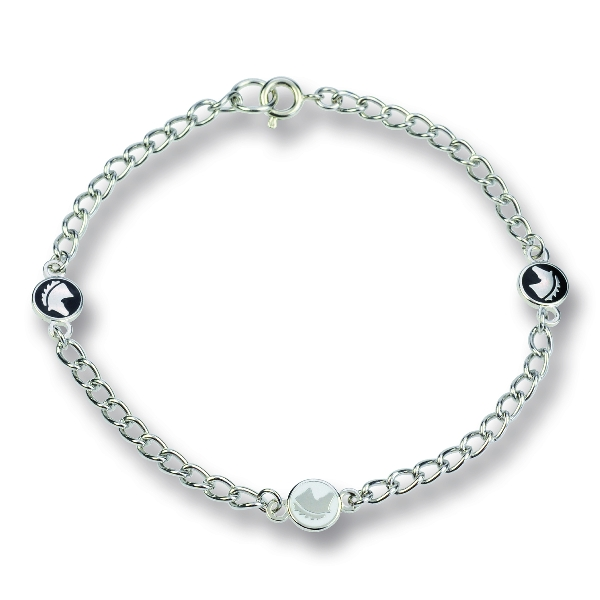 Horse Heads Bracelet