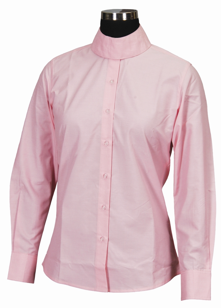 OPEN BOX ITEM: TuffRider Ladies Longsleeve Starter Show Shirt