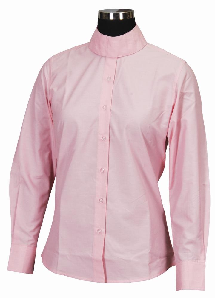 TuffRider Ladies Longsleeve Starter Show Shirt