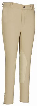 TuffRider Children's Ribb Knee Patch Breeches