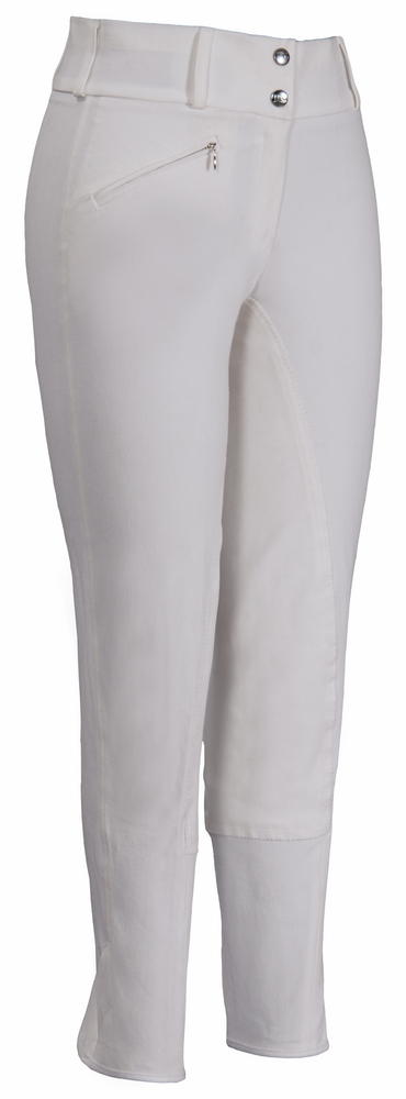 TuffRider Ladies EcoGreen Bamboo Fullseat Breeches