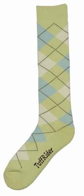 TuffRider Bamboo Argyle Socks