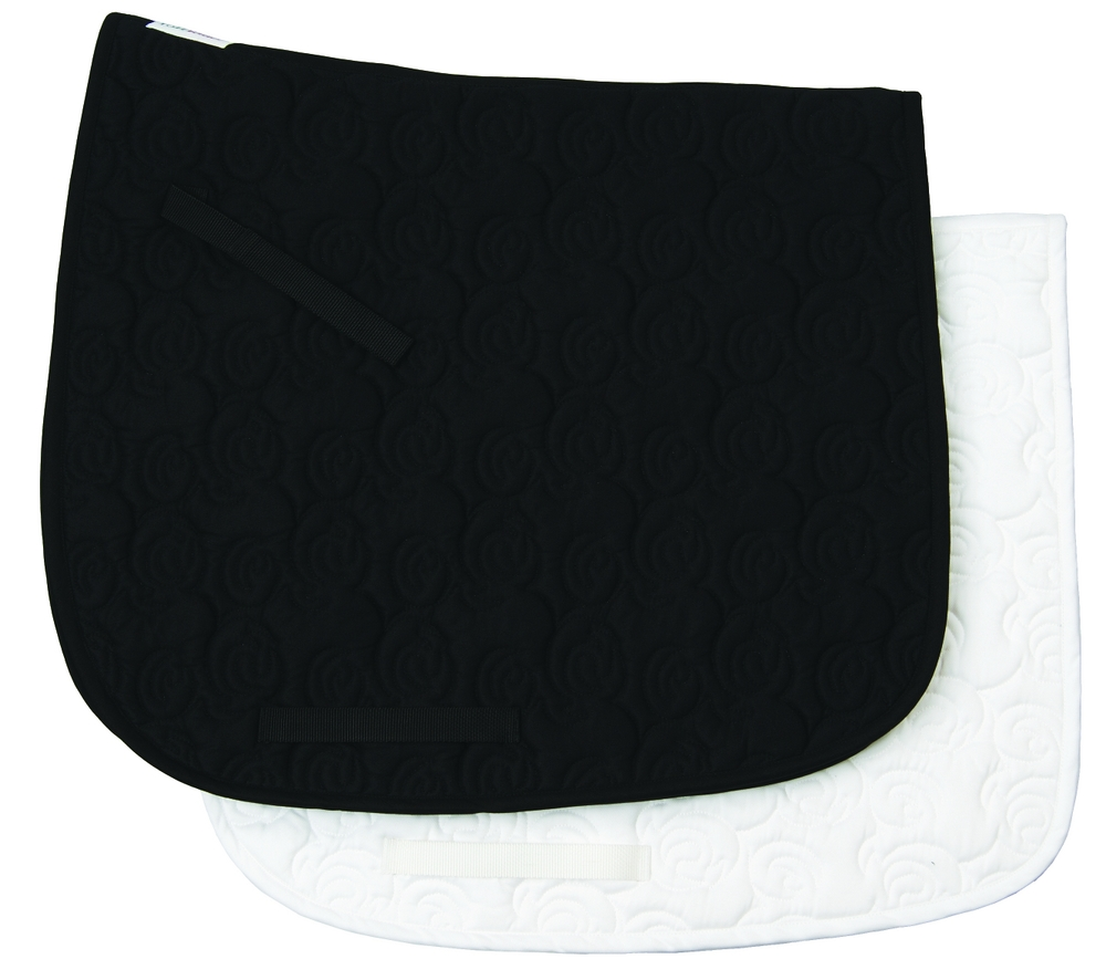 TuffRider Rosette Dressage Saddle Pad