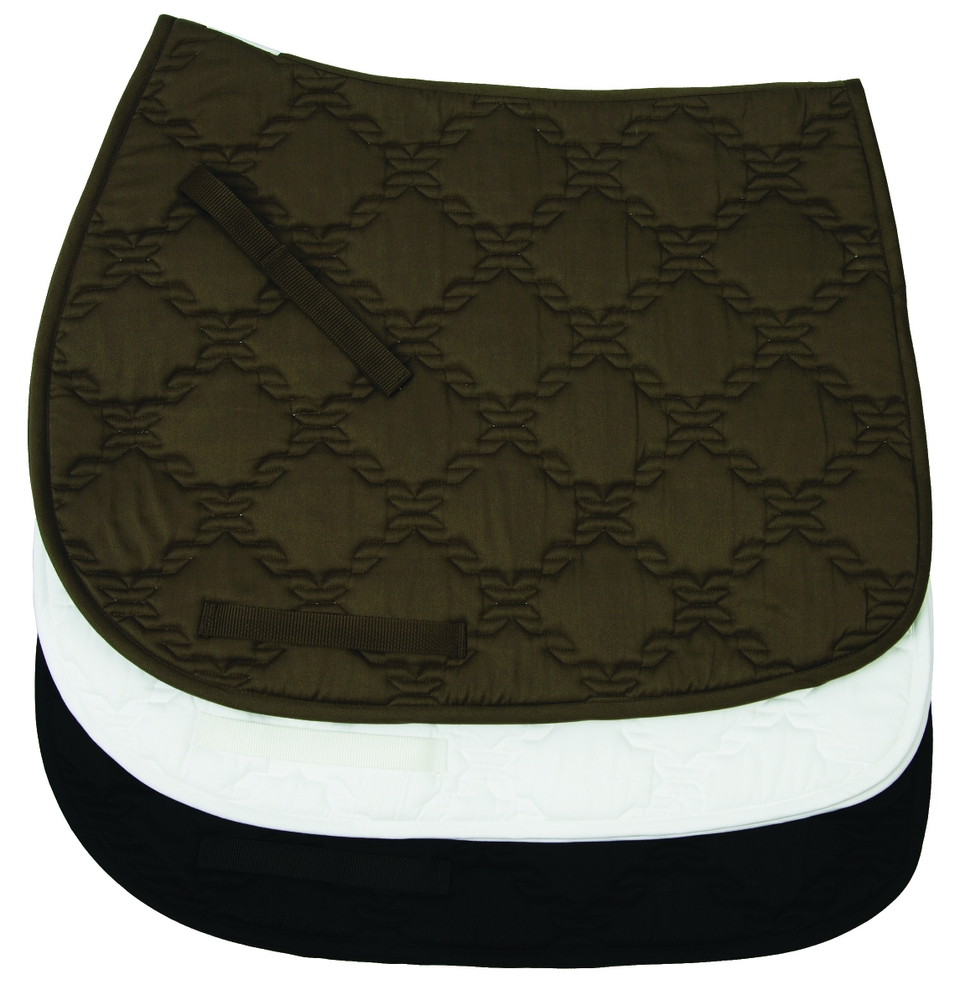 TuffRider Lanyard Dressage Saddle Pad
