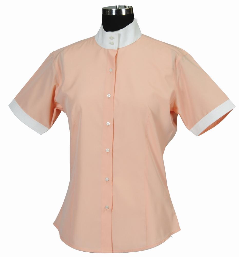 TuffRider Bommie Coolmax Dressage Shirt