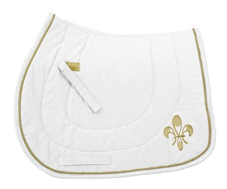 E Couture Fdl Dressage Saddle Pad