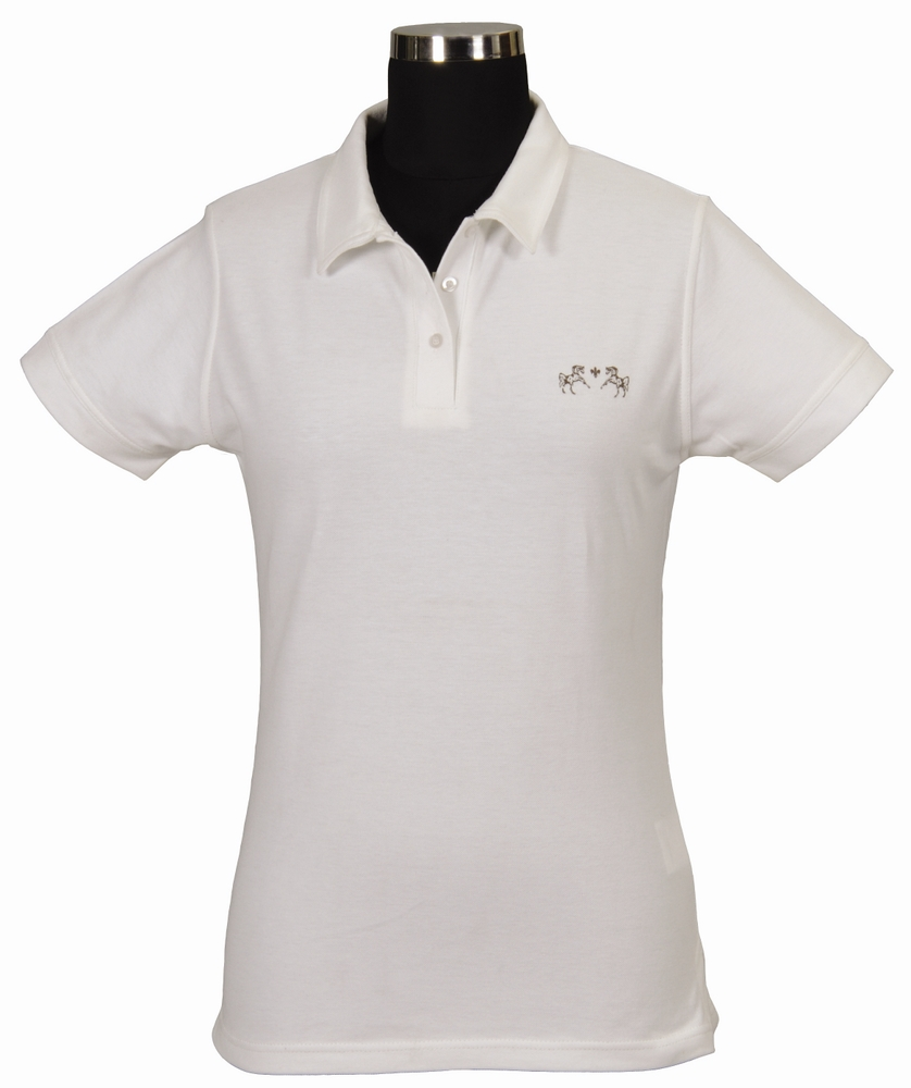 Equine Couture Ladies Heritage Polo Shirt