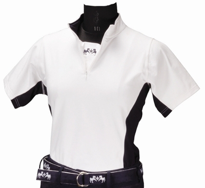 Equine Couture Sportif Short Sleeve Technical Shirt