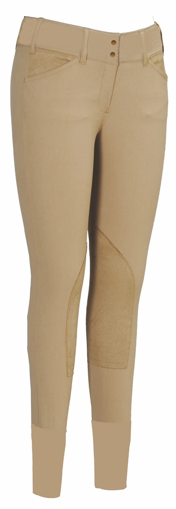 Equine Couture Childrens Sportif Breeches With CS2 Bottom