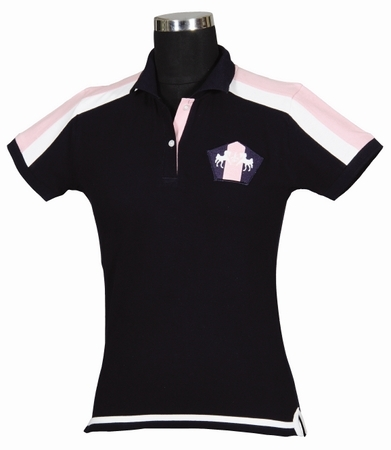Equine Couture Pacific Short Sleeve Polo Shirt