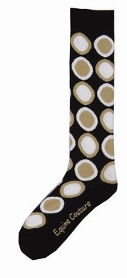TuffRider Roundabout Socks