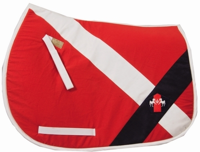 Equine Couture Regatta Saddle Pads - All Purpose
