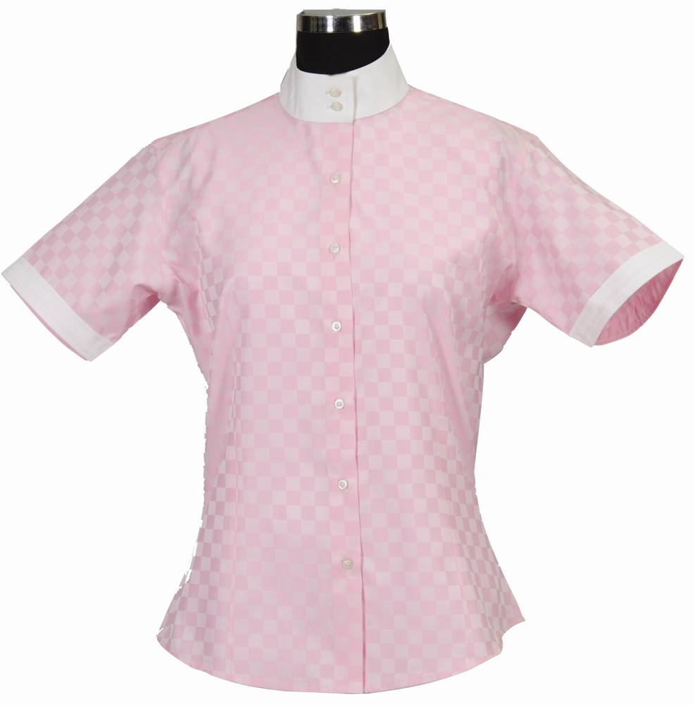 Equine Couture Lyn Coolmax Dressage Shirt