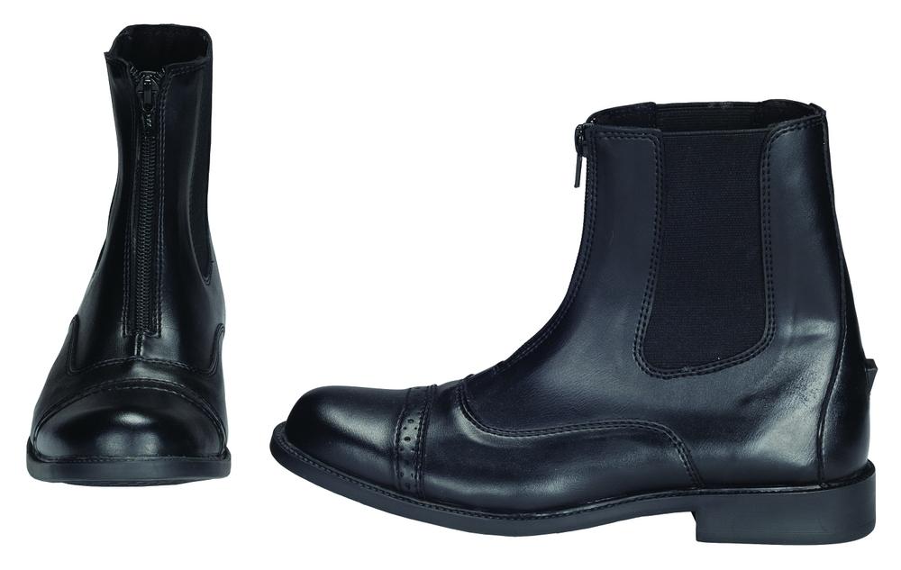 TuffRider Ladies' Starter Front Zip Paddock Boots