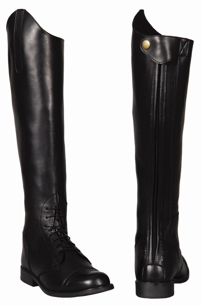 TuffRider Ladies' Starter Back Zip Field Boots