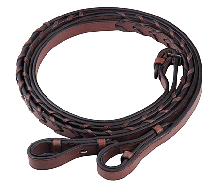 Henri de Rivel HDR Advantage Flat Laced Reins