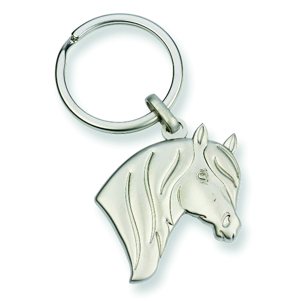 3D Keychain - Horse Head